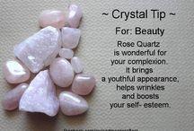 Crystal bound