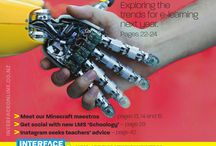December 2014, Term 4 / Images from INTERFACE Magazine Issue 60, December 2014.