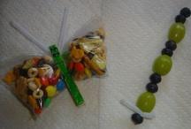 School Snacks I've Made