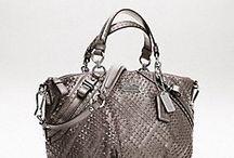 coach bags / by I'm Gaya