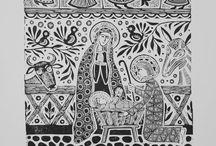 Religious art.