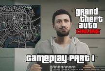 GTA Online / Grand theft auto Online - Video game