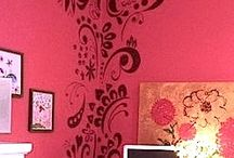 mural ideas for kids room / by Sheena Phillips