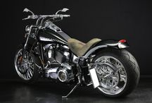 2001 TwinCam Softail Custom