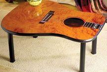 guitar reuse