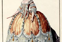 1770's Female Clothing / by Nadine Baylis