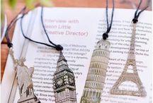 Souvenir cities fun and vibrant