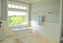 The Powder Room / Beautiful ideas to transform a bathroom / by Magazine Your Home
