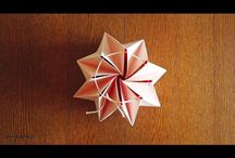 lampes origami
