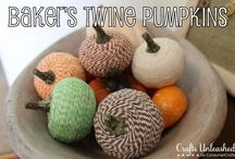 Fall Fun / Collection of crafts, home design, decor, and projects for the Fall season