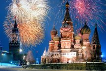 Russia / The country that gave me a beautiful wife  / by Andrew Coulson