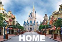 Disney Obsession / by Christina Stewart
