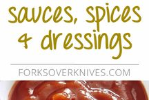 WFPB - Sauce and Dressing