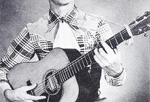 Fifties country stars