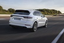 Nuevo Porsche Cayenne Turbo / Nuevo Porsche Cayenne Turbo. La nueva variante de la tercera generación Cayenne para disfrutar de la conducción en familia.