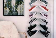 Shoes and coats