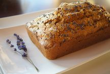 Great Lavender Recipes / Recipes for cooking and baking with lavender
