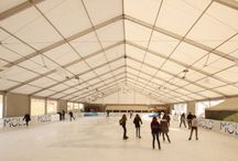 Sport arenas / Hale sportowe / Hale sportowe, lodowisko, boisko, sport, Sport arenas, icering, playing field