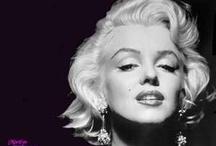 Marilyn Monroe / by Laura San
