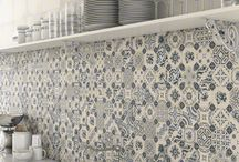 Tiles and wall deco