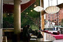 Hotelería – Construcción / ¡Nuestro equipo profesional es innovador y creativo! Conoce en estas imágenes nuestra experiencia en hoteleria. #Somosconinsa