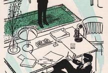 Noel Sickles / Masters of illustration... Noel Sickles.