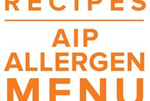 Allergen: Autoimmune Protocol Freezer Menu July 2015 / Infuse your food with flavor while keeping your Auto Immune Protocol. Our AIP Coconut Yogurt Parfait will have you scraping the bowl. When you eat the Prosciutto Meatloaf Muffins, you will be licking the Fig Jam off your fingers. Enjoy your health and enjoy your life by freezer cooking! / by Once A Month Meals
