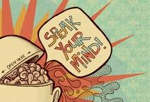 Say It Loud / by Lisa ZeeBee