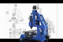 Blocos CAD 3D