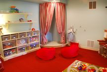 Playroom  / by Swanky Baby