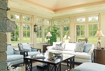 sun room / by CandiandBrian Reese