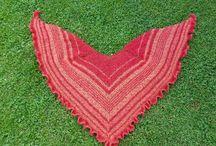 Gestrickt und gehäkelt - knitting and crocheting