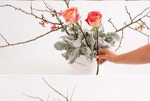 flower deko