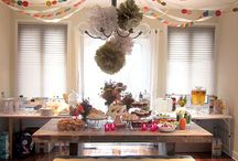 Birthday Party&Deco Ideas