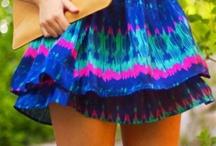 Summer Haze / Tie Dye fashion / by Bridgette Atkinson