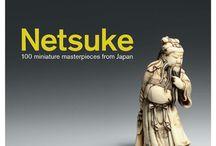 Books about netsuke