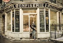 Bakeries, Boutiques, Bars... / by Jasmine Caron
