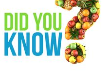 Food Facts / Food facts you didn't know.