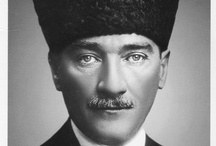 MUSTAFA KEMAL ATATÜRK / by Hulya -