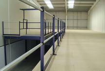 Mezzanine Floors / Making your work space work