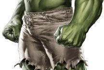 The incredible Hulk / My brother is in Love with Hulk so here i go!!!!
