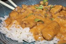 curry dish easy