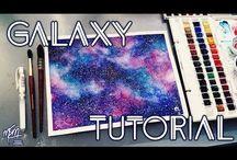 galaxy to draww