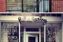 Shooop / All things cafe
