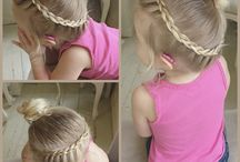 Hairstyles for little ones