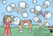 thema's met katrotje / Samen met de 6 reken-vrienden en de 7 taal vrienden gaan wel met de kinderen op ontdekkingstocht.
