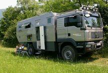 Outback camper / Camper's
