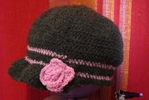 Hats / http://ellisknitwear.com/