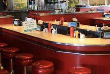 Restaurant Ideas / Ideas for restaurant decor