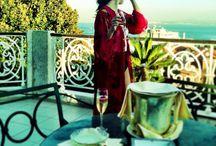 Celebrities. / Emma Watson Victoria Beckham Leighton Meester Kate Moss ;)